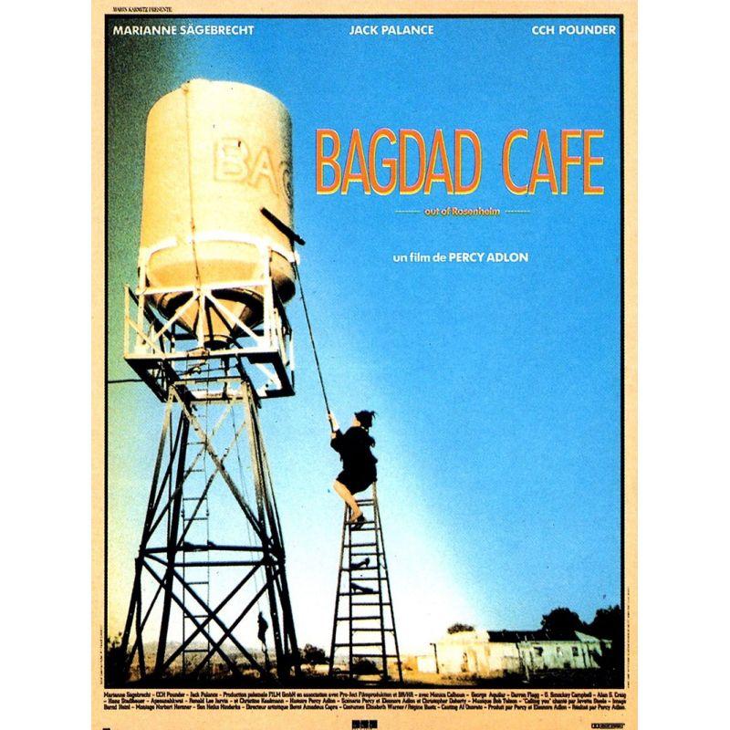 Affiche film Bagdad Café (de Percy Adlon)