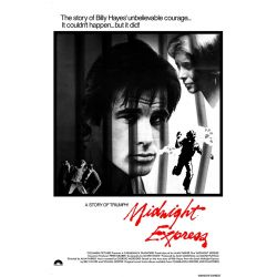 Affiche film Midnight Express (de Alan Parker)