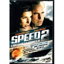 Speed 2, cap sur le danger (Sandra Bullock) - DVD Zone 2