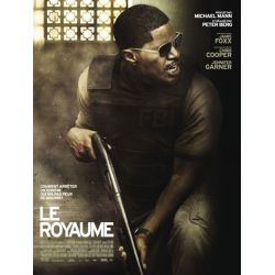 Affiche film Le Royaume (de Peter Berg) - DVD Zone 2