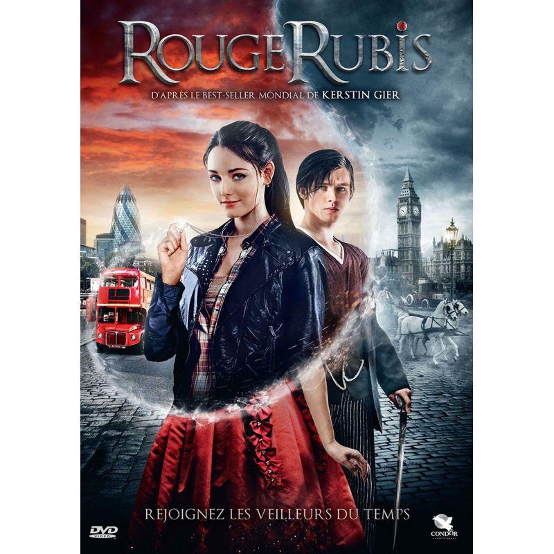 Rouge Rubis (d'après le Best Seller de Kerstin Gier)