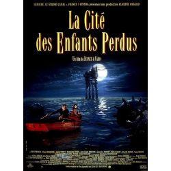 Affiche film La Cité des enfants perdus (de Jeunet & Caro)