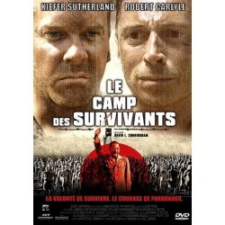 Affiche film Chungkai, le camp des survivants (Robert Carlyle, Kiefer Sutherland)