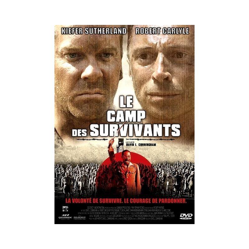 Affiche film Chungkai, le camp des survivants (Robert Carlyle, Kiefer Sutherland)