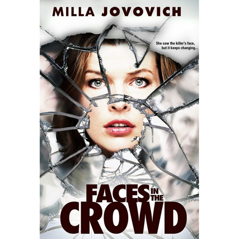 Affiche film Faces (Milla Jovovich & Julian McMahon)