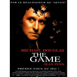 Affiche film The Game (de David Fincher)