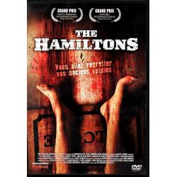 The Hamiltons (de The Butcher Brothers) - DVD Zone 2