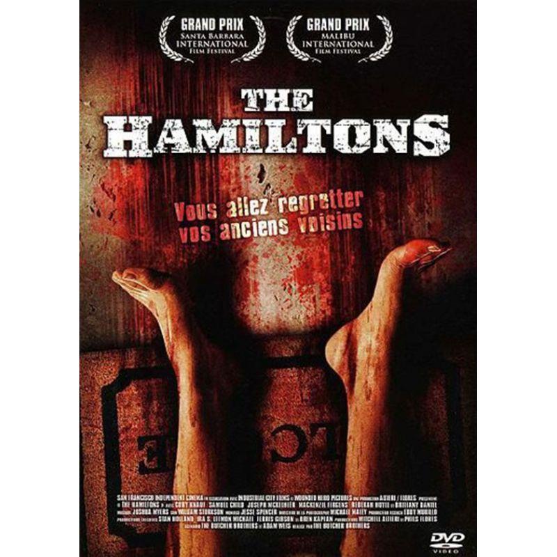 The Hamiltons (de The Butcher Brothers) affiche film