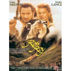 affiche film Rob Roy (Liam Neeson, Jessica Lange)