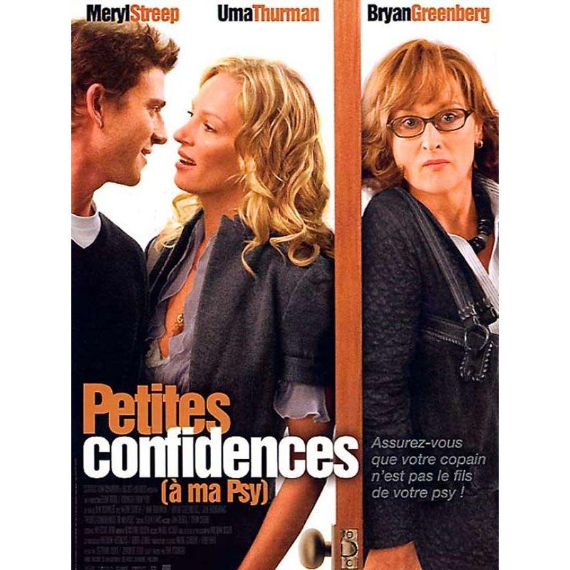 Affiche film Petites confidences (à ma Psy)