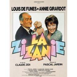 Affiche film La Zizanie (de Claude Zidi avec Louis de Funès)