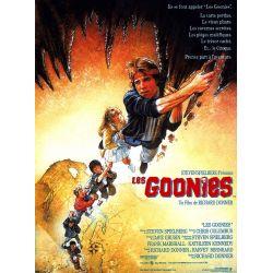 Affiche film Les Goonies (Steven Spielberg)