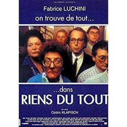 Affiche film Riens du tout (de Cédric Klapisch)