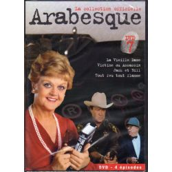 Arabesque - DVD n° 7 de la Collection officielle - DVD Zone 2