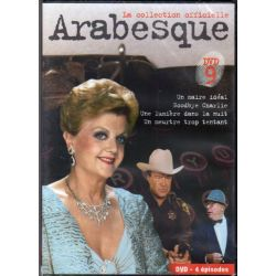 Arabesque - DVD n° 9 de la Collection officielle - DVD Zone 2
