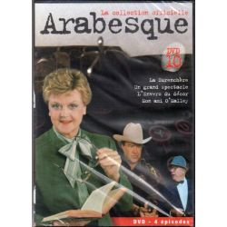 Arabesque - DVD n° 10 de la Collection officielle - DVD Zone 2