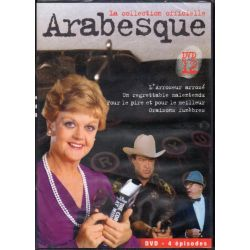 Arabesque - DVD n° 12 de la Collection officielle - DVD Zone 2