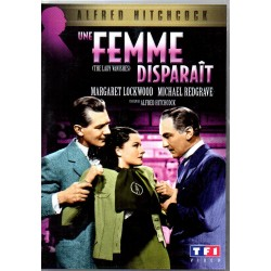Une Femme disparaît (d'Alfred Hitchcock) - DVD Zone 2
