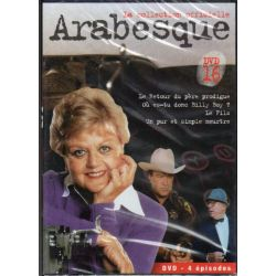 Arabesque - DVD n° 16 de la Collection officielle - DVD Zone 2