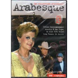 Arabesque - DVD n° 19 de la Collection officielle - DVD Zone 2
