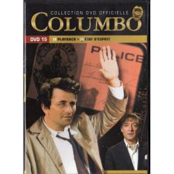 Columbo - DVD n° 15 de la Collection officielle - DVD Zone 2