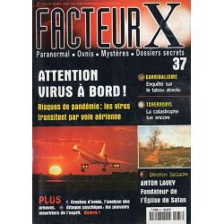 Facteur X - n° 37 - Attention, virus à bord !