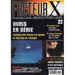 Facteur X - n° 22 - Ovnis en série, Gulf Breeze
