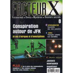 Facteur X - n° 8 - Conspiration autour de JFK