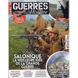 Guerres & Histoire n° 52 - Salonique, la meilleure idée de la Grande Guerre