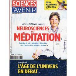 Sciences et Avenir n° 875 S - Neurosciences et Méditation