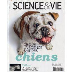Science & Vie Hors série n° 49 H - Ce que la science sait des Chiens