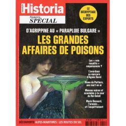 Historia Spécial n° 51 - Les grandes affaires de poison. D'Agrippine au « parapluie bulgare »