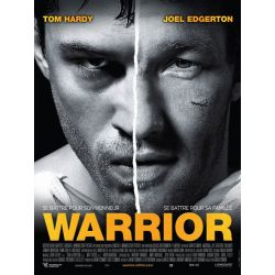 Affiche film Warrior (de Gavin O'Connor)