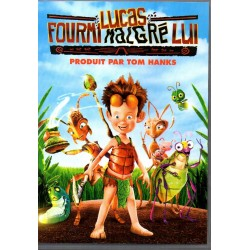 Lucas, fourmi malgré lui - DVD Zone 2