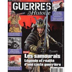 Guerres & Histoire n° 19 - Les Samouraïs - Légende et réalité d'une caste guerrière - Juin 2014