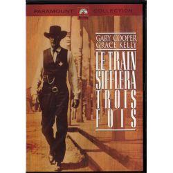 Le Train Sifflera Trois Fois (de Fred Zinnemann) - DVD Zone 2