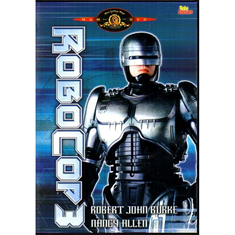 Robocop 3 - DVD Zone 2