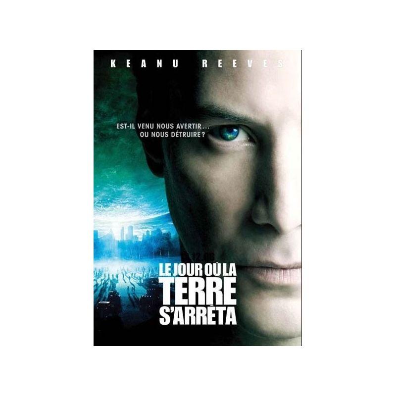 Affiche Le Jour où la Terre s'arrêta (avec Keanu Reeves)