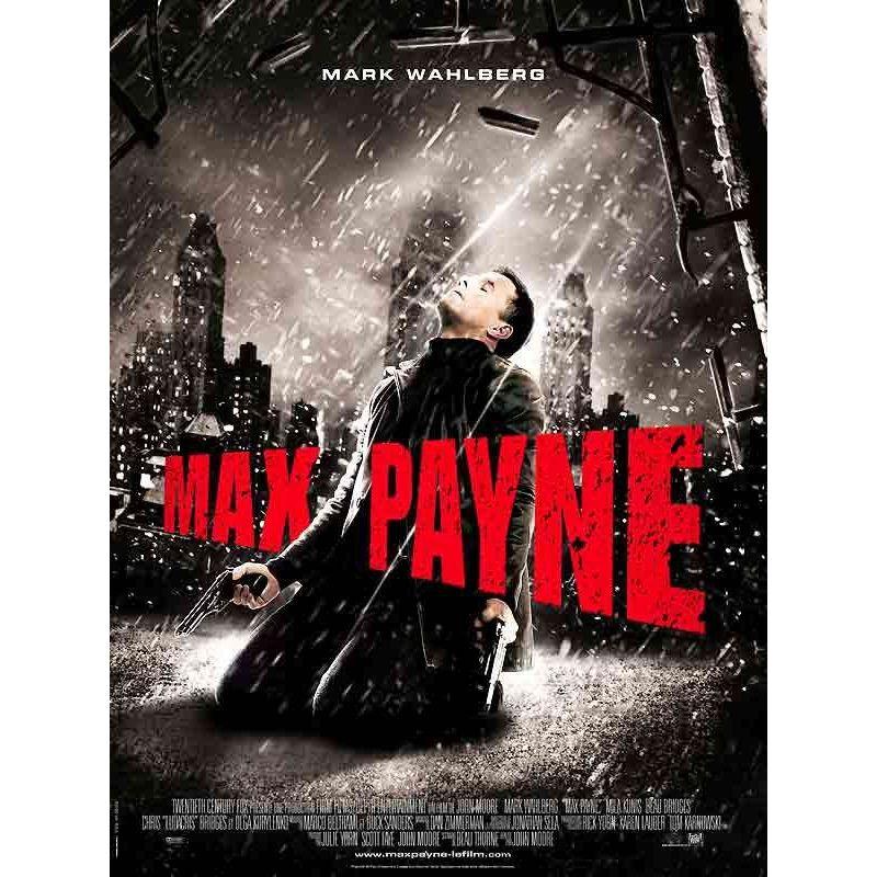 Affiche film Max Payne (de John Moore)