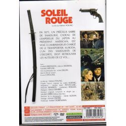 Soleil Rouge (de Terence Young) - DVD Zone 2