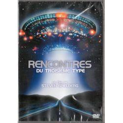Rencontres du Troisième Type (de Steven Spielberg) - DVD Zone 2