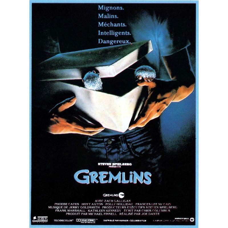 Affiche film Gremlins (de Joe Dante)