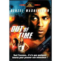 Out of Time (Denzel Washington) - DVD Zone 2