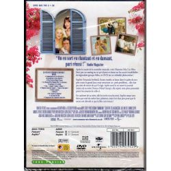 Mamma Mia ! (avec Meryl Streep) - DVD Zone 2