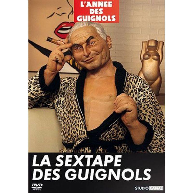 L'Année des Guignols 2010/2011 - La sextape des Guignols - DVD Zone 2