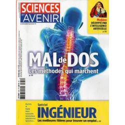 Sciences et Avenir n° 876 - Mal de Dos : Les méthodes qui marchent