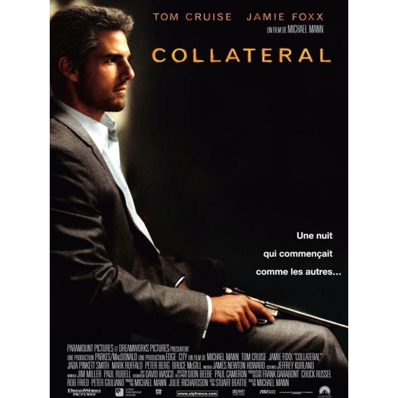Affiche film Collatéral (de Michael Mann)