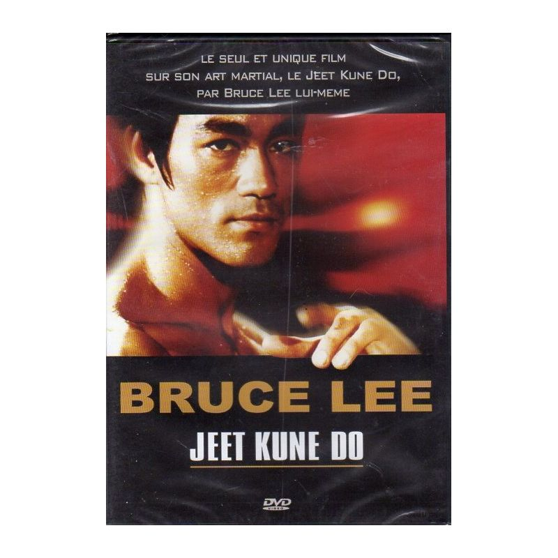 Bruce Lee, Jeet Kune Do (Bruce Lee) - DVD Zone 2