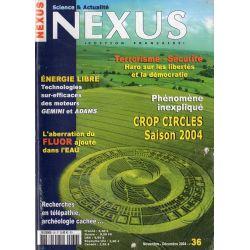 Nexus n° 36 - Phénomènes...