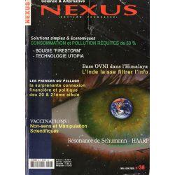 Nexus n° 38 - Base Ovni dans l'Himalaya, l'Inde laisse filtrer l'info